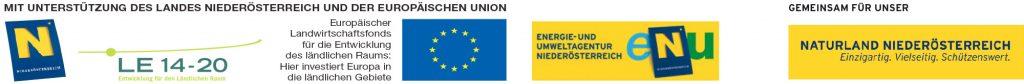 Mit Unterstüzung des Landes Niederösterreich und der Europäischen Union.