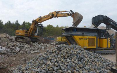 Urban mining – Städte als Lagerstätten nutzen