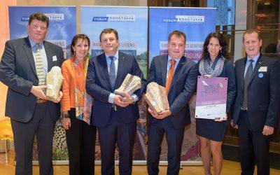 Forum mineralische Rohstoffe vergibt zum vierten Mal Nachhaltigkeitspreise