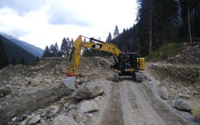 Gewässersedimente und Geschieberäumgut – zwischen Räumungsverpflichtung und Rohstoffnutzung
