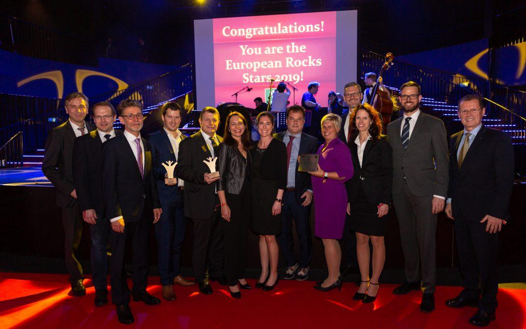 Österreichs Rohstoffunternehmen überzeugen beim europäischen Nachhaltigkeitspreis 2019 der UEPG
