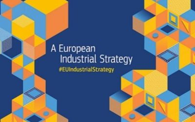 EU-Industriestrategie – Stärkung der technischen und strategischen Souveränität Europas