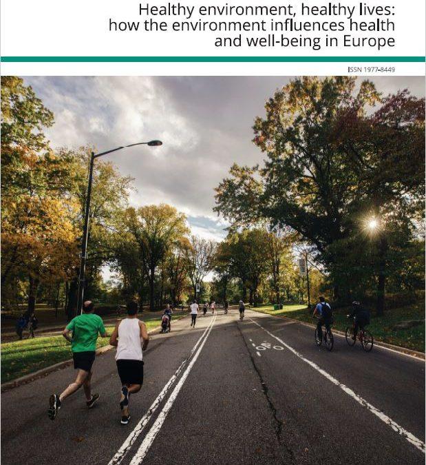 """Bericht der Europäischen Umweltagentur """"Gesunde Umwelt, gesundes Leben"""""""