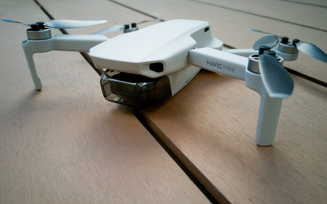 Luftfahrtrecht – The drones are coming!